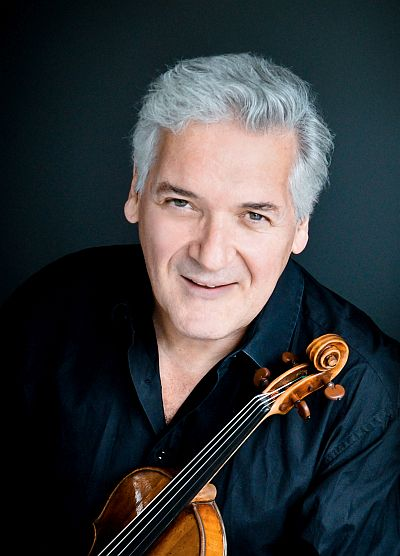 Pinchas Zukerman, photo © Cheryl Mazak