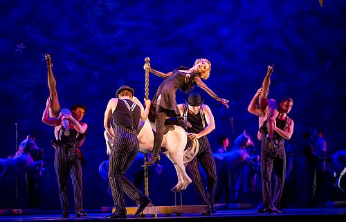 4/8/15 4:16:07 PM -- Chicago, IL, USA Lyric Opera of Chicago Presents Carousel © Todd Rosenberg Photography 2015