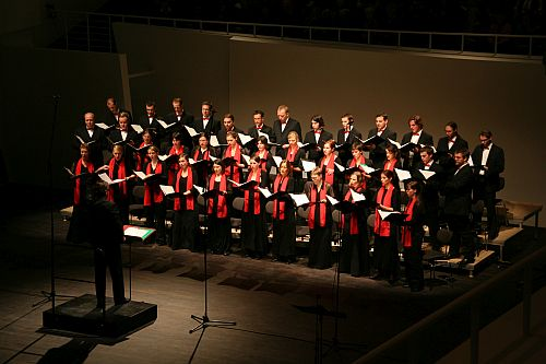 Dresdner Kammerchor © netzwerk projektziel