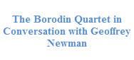 Borodin Interview