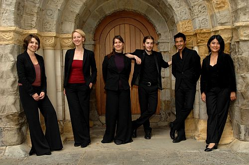 Sollazo Ensemble Winners of the York Early Music Festival 2015 International Young Artists Competition.