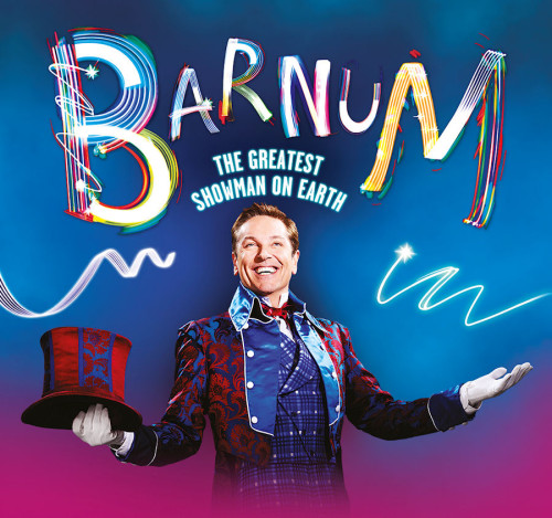 Brian Conley as Barnum