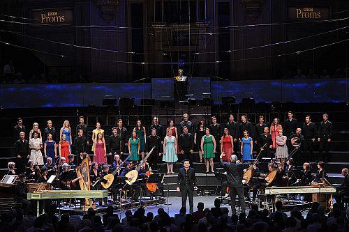 Monteverdi: Orfeo CR BBC Chris Christodoulou