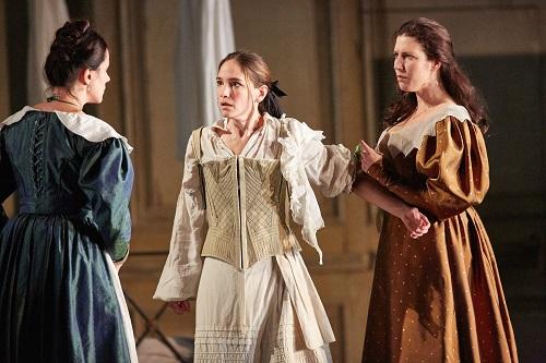 The Royal Opera  Le Nozze Di Figaro by Wolfgang Amadeus Mozart ?Conductor Ivor Bolton Director David McVicar