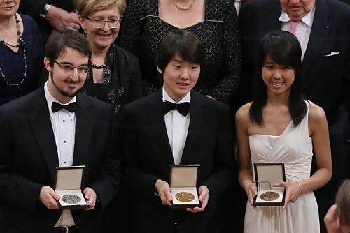 NEW! Reflections on the 2015 Chopin Competition : Seen and Heard