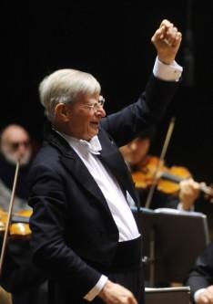 06.05.2010, Gewadhaus zu Leipzig, Grosses Concert, Gewandhausorchester, Herbert Blomstedt,  © Gert Mothes Sparkasse Leipzig Konto 1891191701 BLZ 86055592