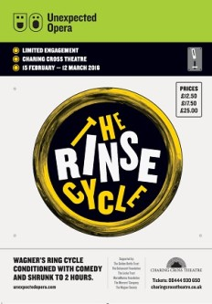 The Rinse Cycle artwork