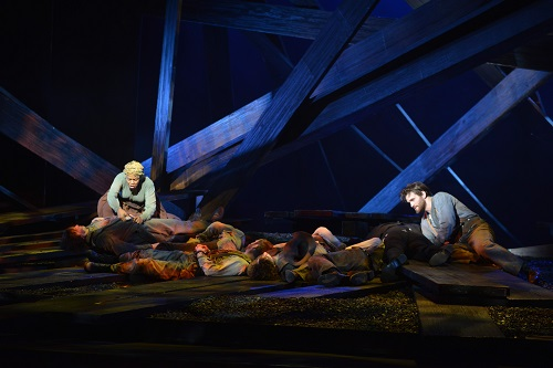 Jennifer Higdon's 'Cold Mountain' (Photo courtesy: Opera Philadelphia)