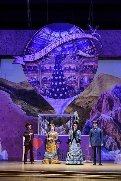 L'Etoile_ROH Covent Garden Music; Emmanuel Chabrier, Libretto; Eugene Leterrier and Albert Vanloo, Director; Mariame Clément, Designer; Julia Hansen, Lighting designer; Jon Clark, Choreography; Mathieu Guilhaumon, Performers; Conductor; Mark Elder, King Ouf I; Christophe Mortagne, Smith; Chris Addison, Dupont; Jean_Luc Vincent, Siroco; Simon Bailey, Prince Herisson de Porc_Epic; Francois Piolino, Tapioca; Aimery Lefevre, Lazuli; Kate Lindsey, Princesse Laoula; Helene Guilmette, Aloes; Julie Boulianne, Patacha; Samuel Sakker, Zalzal; Samuel Dale Johnson, Chorus; Royal Opera Chorus, Orchestra; Orchestra of the Royal Opera House,