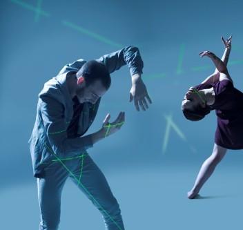 e 2016.  (DancersAndrew Swan, Michaela Grace Best) Photo Chris