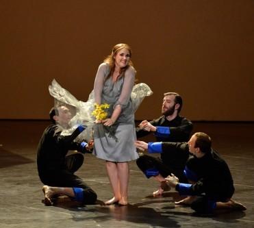 Judith Van Wanroij as Ilia; © A.Kaiser.