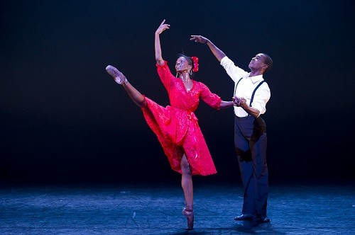 BALLET BLACK - Storyville; photo credit - Ballet Black.