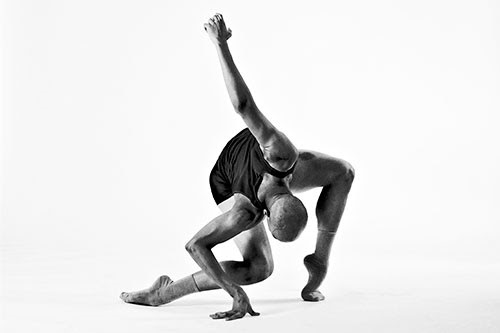 Terk Lewis Waters, dancer with Complexions Contemporary Ballet (Photo: Jae Man Joo)