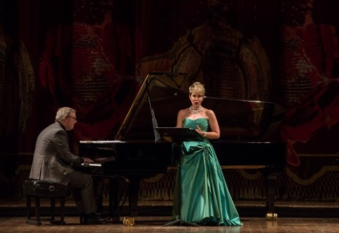 Joyce DiDonato in concert at Teatro Colón (Photo credit: Liliana Morsia)