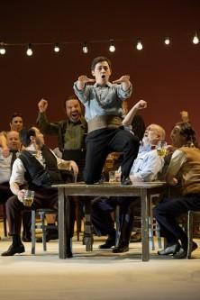 Opernhaus Zürich - Carmen - Oper von Georges Bizet - 2015/16 ©Judith Schlosser, e-mail: j_schlosser@bluewin.ch, Bankverbindung: ZKB, 1137-0586.405, IBAN:CH7000700113700586405, SWIFT:ZKBKCHZZ80A