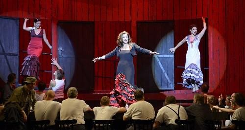 Carmen, Semper Oper, Dresden