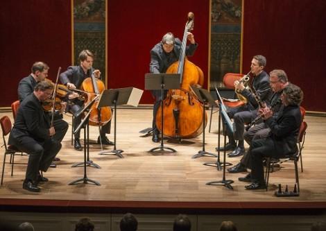 Kammermusik - Abend der Staatskapelle am 17.05.2016 in der Semperoper .  Foto: Oliver Killig