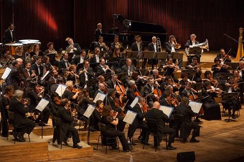 Israel Philharmonic Orchestra; photo credit - Shai Skiff.