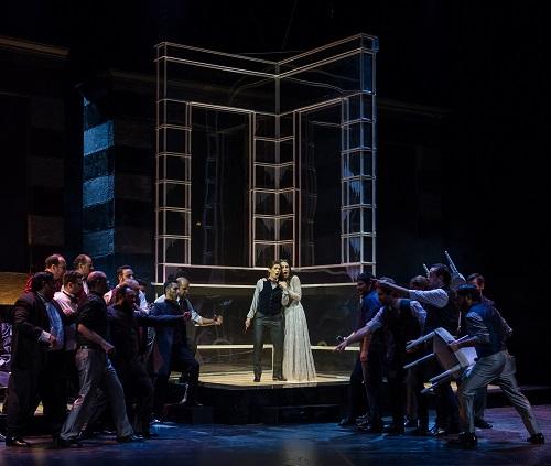 Buenos Aires Lírica's I Capuleti e i Montecchi. Photo: Liliana Morsia.
