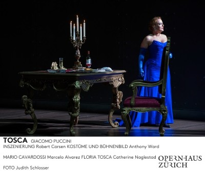 Opernhaus Zürich - Tosca 2015/2016 (c) Judith Schlosser