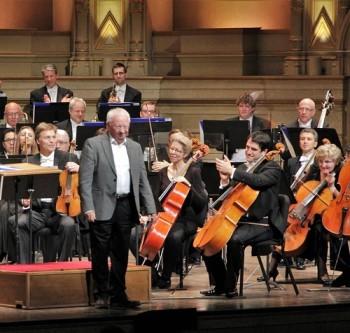Edward Gregson  (Courtesy Vancouver Symphony Orchestra)