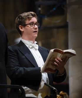 18-year-old tenor Magnus Walker (c) Ash Mills