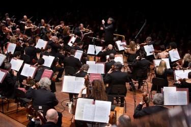 Roma, Auditorium Parco della Musica 01 03 2014 Stagione di Musica Sinfonica Orchestra dell'Accademia Nazionale di Santa Cecilia Antonio Pappano direttore ©Musacchio & Ianniello ******************************************************* NB la presente foto puo' essere utilizzata esclusivamente per l'avvenimento in oggetto o  per pubblicazioni riguardanti l'Accademia Nazionale di Santa Cecilia *******************************************************