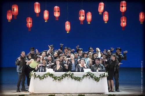 Teatro Argentino - Temporada 2016 - Ópera: Così fan Tutte;