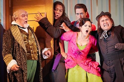 Il barbiere di Siviglia at the Royal Opera House on 10.9.16