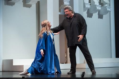 Tannhäuser. Courtesy Teatro de la Maestranza.