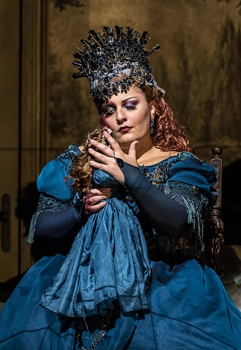 Maria de Rudenz © Clive Barda.