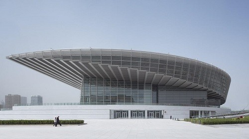 Tianjin Grand Theater (c) Christian Gahl