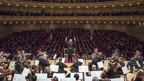 Daniel Barenboim and Staatskapelle Berlin in Bruckner's Seventh Symphony (Photo: Jennifer Taylor)