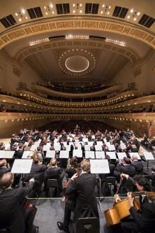 Daniel Barenboim and Staatskapelle Berlin in Bruckner Symphony No.5 (Photo: Chris Lee)