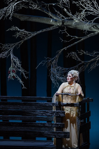 Sondra Radvanovsky in 'Norma' at Chicago Lyric Opera (Photo: Andrew Cioffi)
