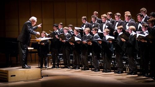 The Choir of King's College Cambridge © Jan Gates