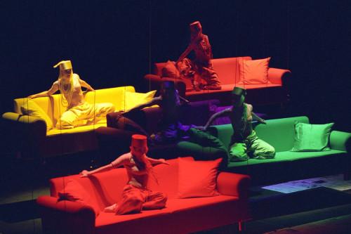 Entführung aus dem Serail, Bayerische Staatsoper © Wilfried Hösl