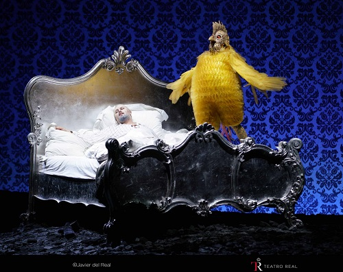 The Golden Cockerel © Javier del Real