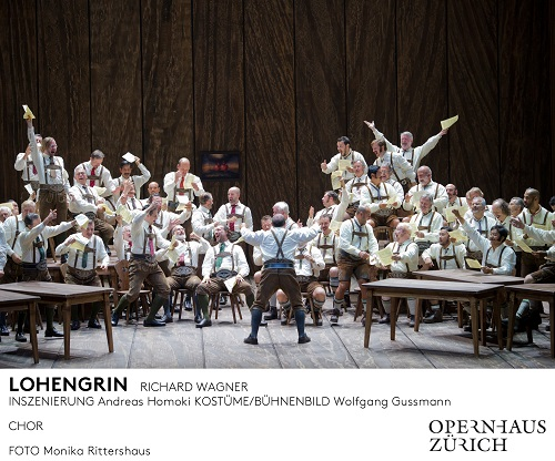 Lohengrin photo (Copyright Monika Rittershaus)