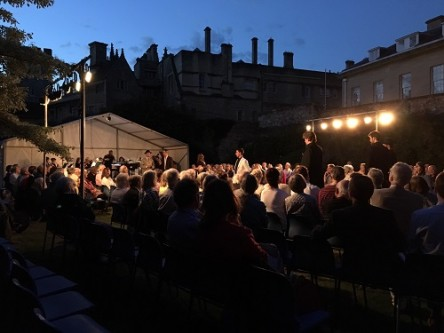 Photo: Michael Burden, New Chamber Opera.