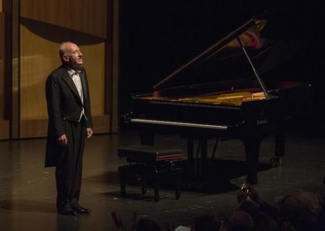 Maurizio Pollini, Klavier