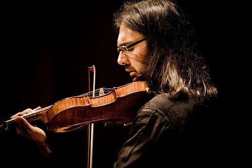Leonidas Kavakos Photo: Marco Borggreve
