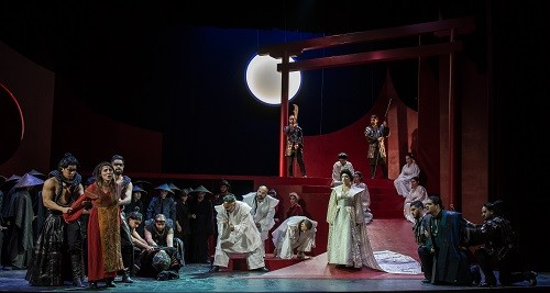Juventus Lyrica's Turandot. Photo - Liliana Morsia.