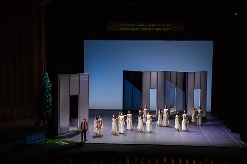 Orphée et Eurydice at Lyric Opera of Chicago (Photo: Andrew Cioffi)