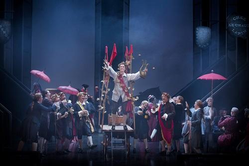 Kungliga Operan - Manon Lescaut. William Davis Lind och Kungliga Operans kör.