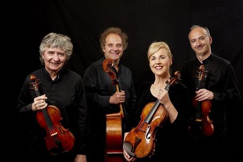 Takács String Quartet (c) Keith Saunders