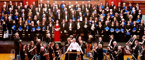 Plymouth Philharmonic Choir - credit Howard Perks