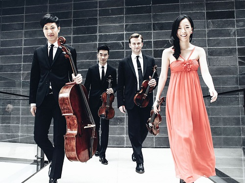 Rolston String Quartet © Banff Centre