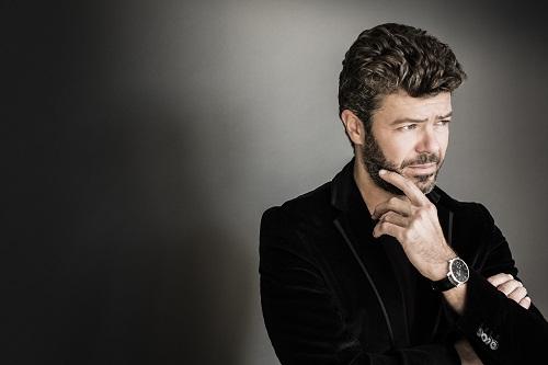 Pablo Heras Casado; photo credit - Daio Acosta.