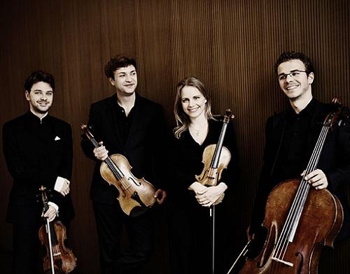 Julia Fischer Quartet (c) Irene Zandel